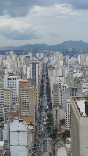 Five nights and six days in Sao Paulo