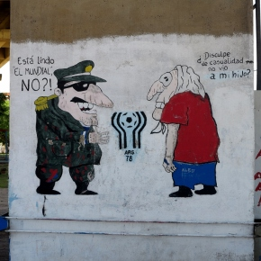 Seen in Corrientes