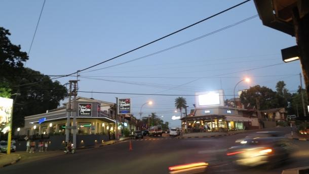 Low light street scene. I LOVE THIS CAMERA
