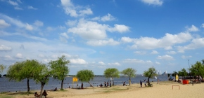 A temporary home in Rosario