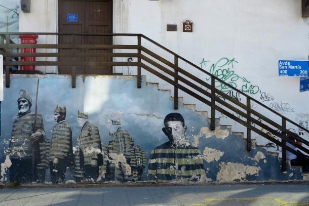 Ushuaia was a prison colony