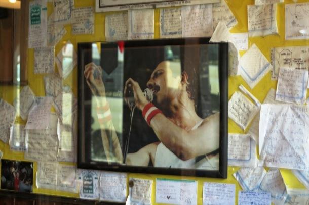 Freddie is dead. Long live Freddie