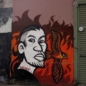 Seen in Santiago