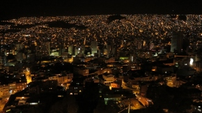 Nights in La Paz