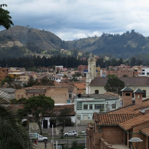 The wild card:Cuenca